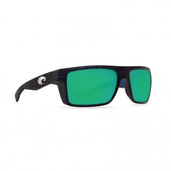 Очки поляризационные COSTA DEL MAR Motu 580P р. M цв. Black Teak цв. ст. Green Mirror