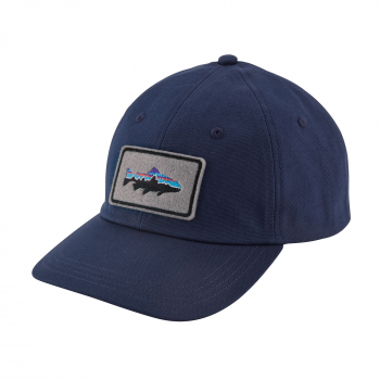 Кепка PATAGONIA Fitz Roy Trout Patch Trad Cap цвет CNY