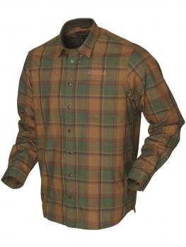 Рубашка HARKILA Metso Active Shirt цвет Spice check