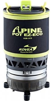 Горелка газовая KOVEA Alpine Pot EZ-ECO