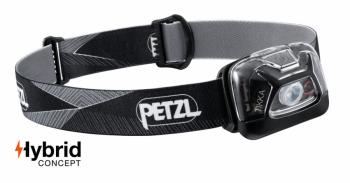 Фонарь налобный PETZL Tikka FA цв. Черный