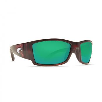 Очки поляризационные COSTA DEL MAR Corbina W580 р. L цв. Tortoise цв. ст. Green Mirror Glass