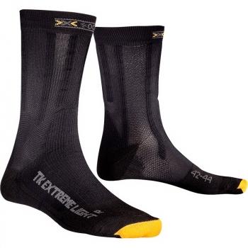Носки X-BIONIC X-Socks Trekking Extreme цвет черный в интернет магазине Rybaki.ru