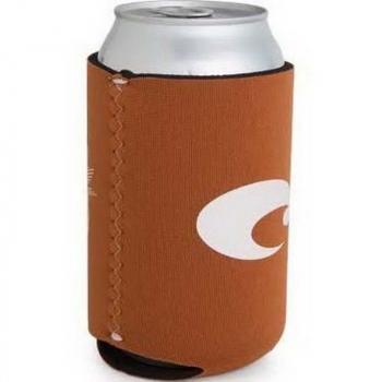 Чехол для банок COSTA DEL MAR Coozie Classic 1 цв. Orange/ White (Bow) в интернет магазине Rybaki.ru