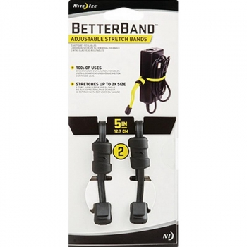 Гибкие стяжки NITE IZE BetterBand Small 12