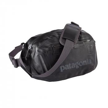 Сумка PATAGONIA Stormfront Hip Pack водонепроницаемая цв. Drifter Grey в интернет магазине Rybaki.ru
