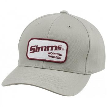 Бейсболка SIMMS Classic Baseball Cap цв. Working Waders Tumbleweed