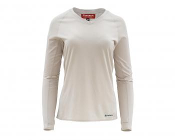 Футболка SIMMS Women's Drifter Tech LS Shirt цвет Tundra