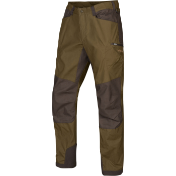 Брюки HARKILA Asmund Trousers цвет Willow green / Shadow brown