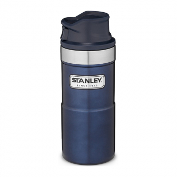 Термокружка STANLEY Classic 0,35 л цв. Темно-синий в интернет магазине Rybaki.ru