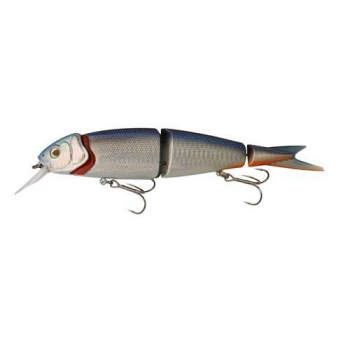 Воблер SAVAGE GEAR 4Play Herring Lowrider SS 9,5 см цв. 01-Dirty Silver
