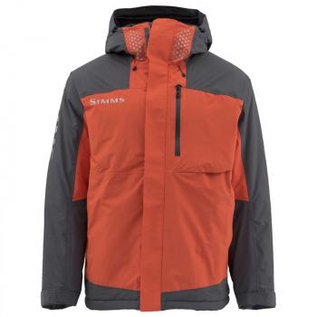 Куртка SIMMS Challenger Insulated Jacket цвет Flame в интернет магазине Rybaki.ru