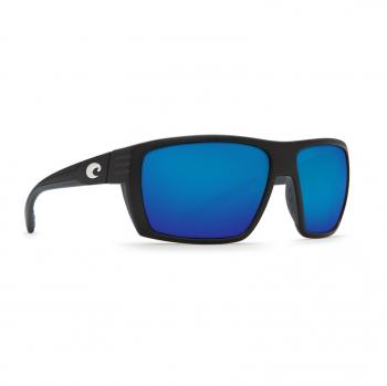 Очки поляризационные COSTA DEL MAR Hamlin W580 р. XL цв. Matte Black цв. ст. Blue Mirror Glass
