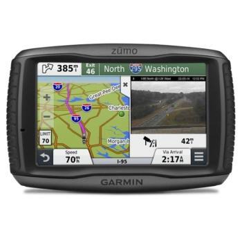 Навигационный приёмник GARMIN Zumo 590, GPS, MPC в интернет магазине Rybaki.ru