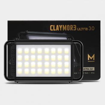Фонарь кемпинговый CLAYMORE Ultra 3.0 M цв. Black в интернет магазине Rybaki.ru
