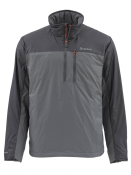 Пуловер SIMMS Midstream Insulated Pullover цвет Anvil