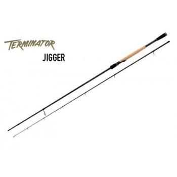 Удилище спиннинговое FOX RAGE Terminator 19 Jigger 2,4 м тест 15 - 50 г